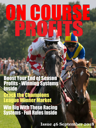 On Course Profits - Horse Racing Magazine - Cover