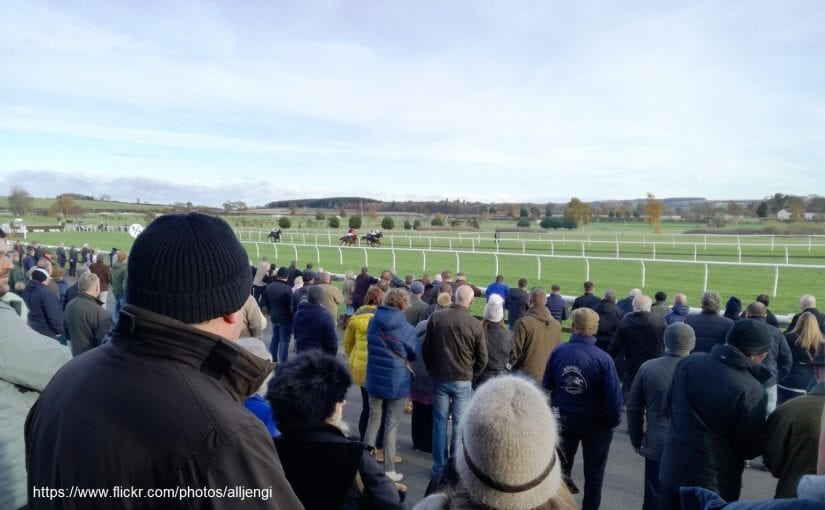 Kelso Racecourse: Racing in the land of Sir Walter Scott